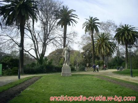 Градините на Барселона
