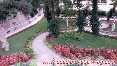 Градините на Капри